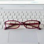 疲れにくいメガネ JINS PC