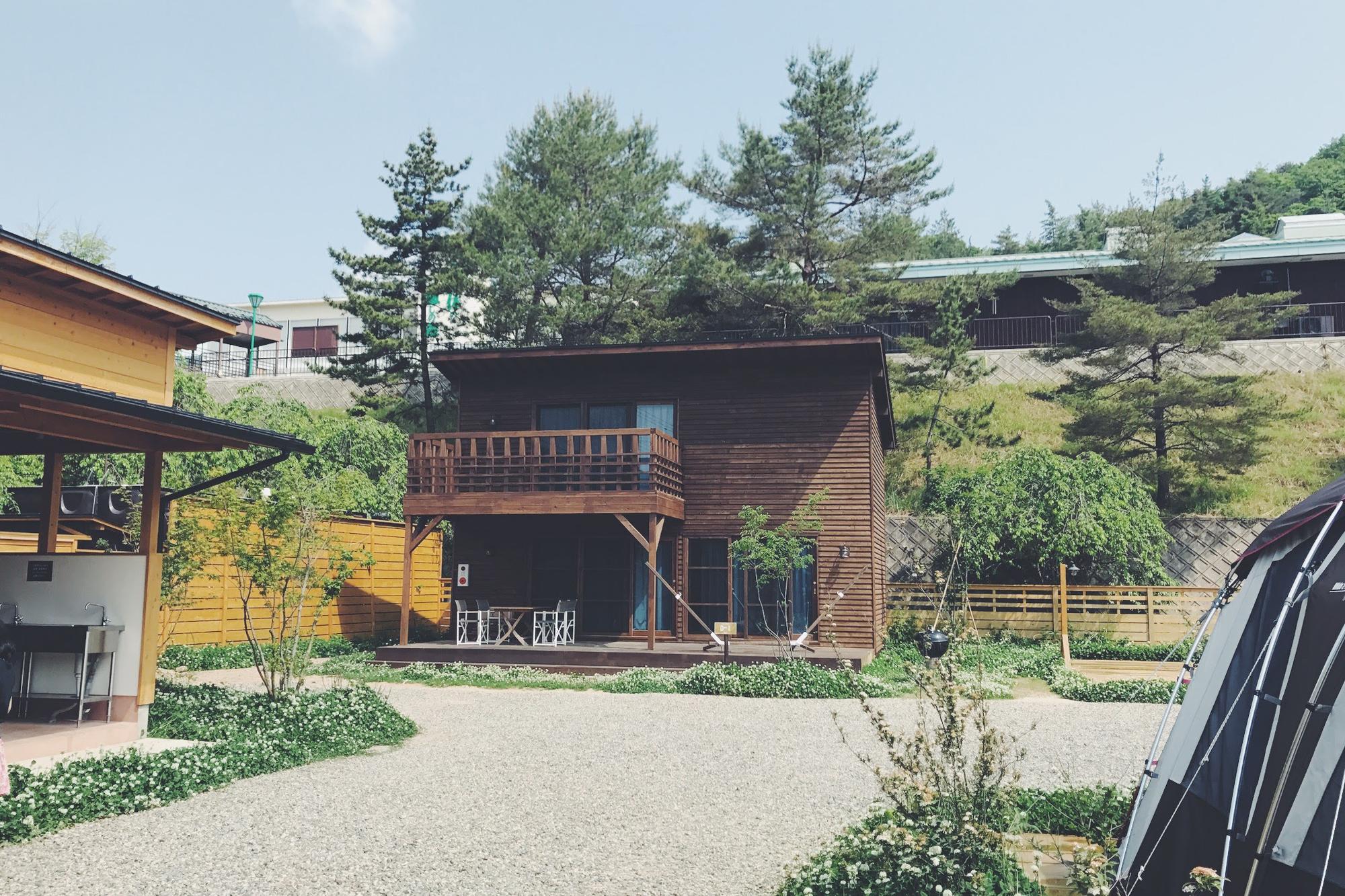 京都グランピング るり渓GRAX 新施設