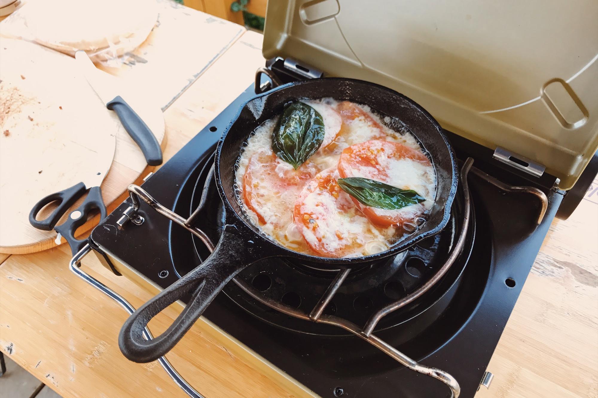 京都グランピング るり渓GRAX 夕飯