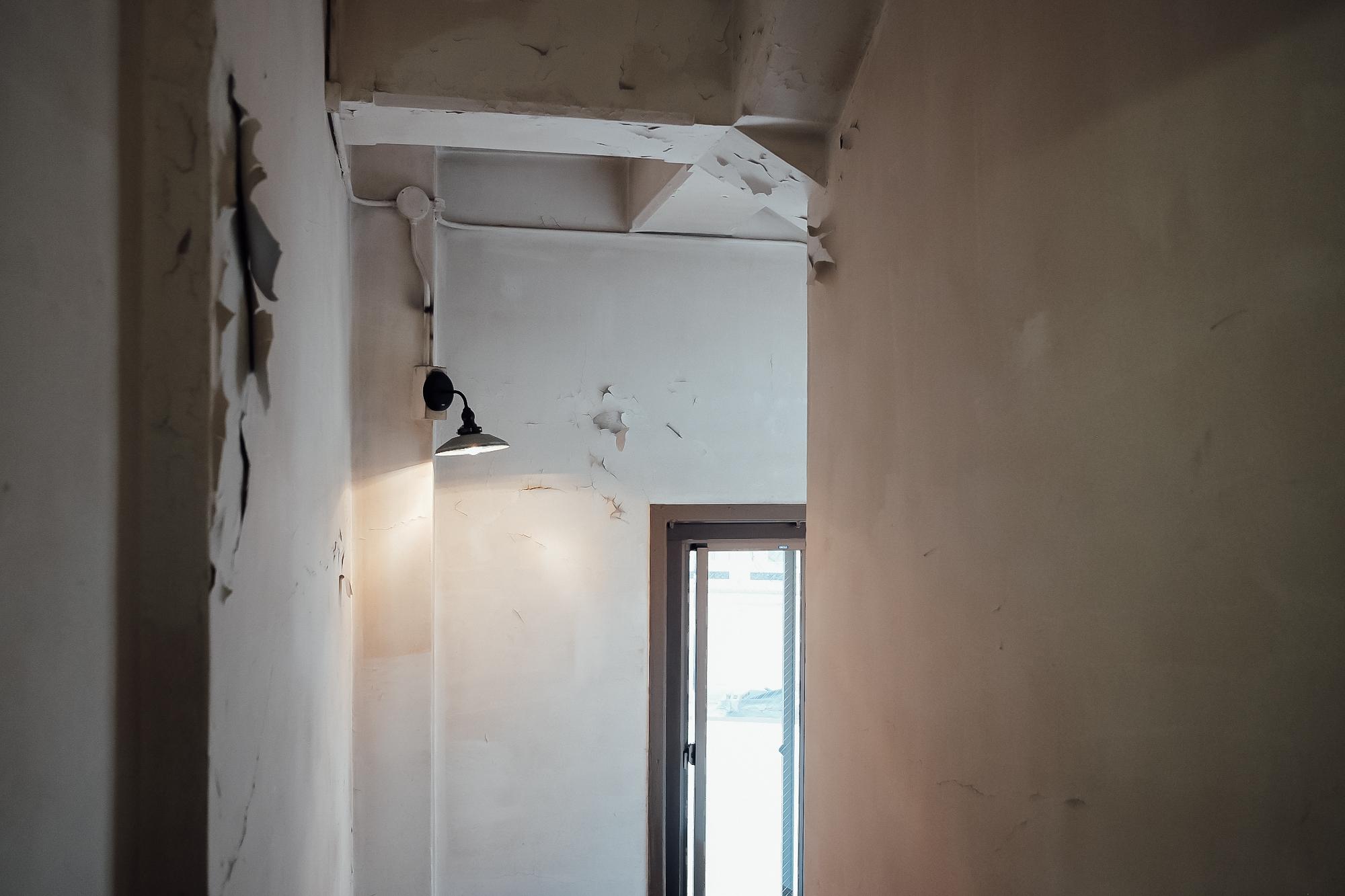 atelier elのアトリエ・ランプ