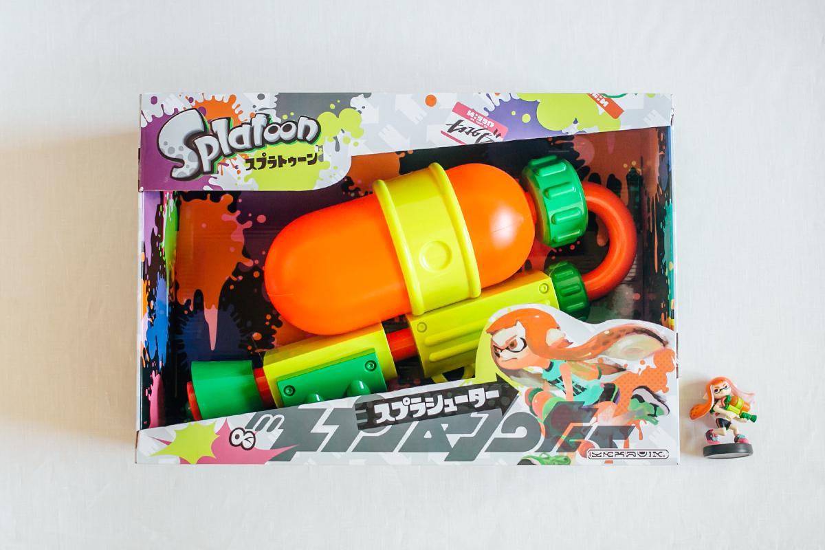 Splatoon スプラシューター水鉄砲