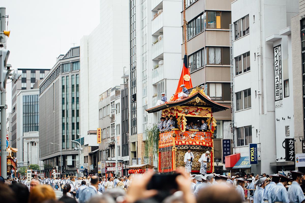 祇園祭 2016 後祭 南観音山