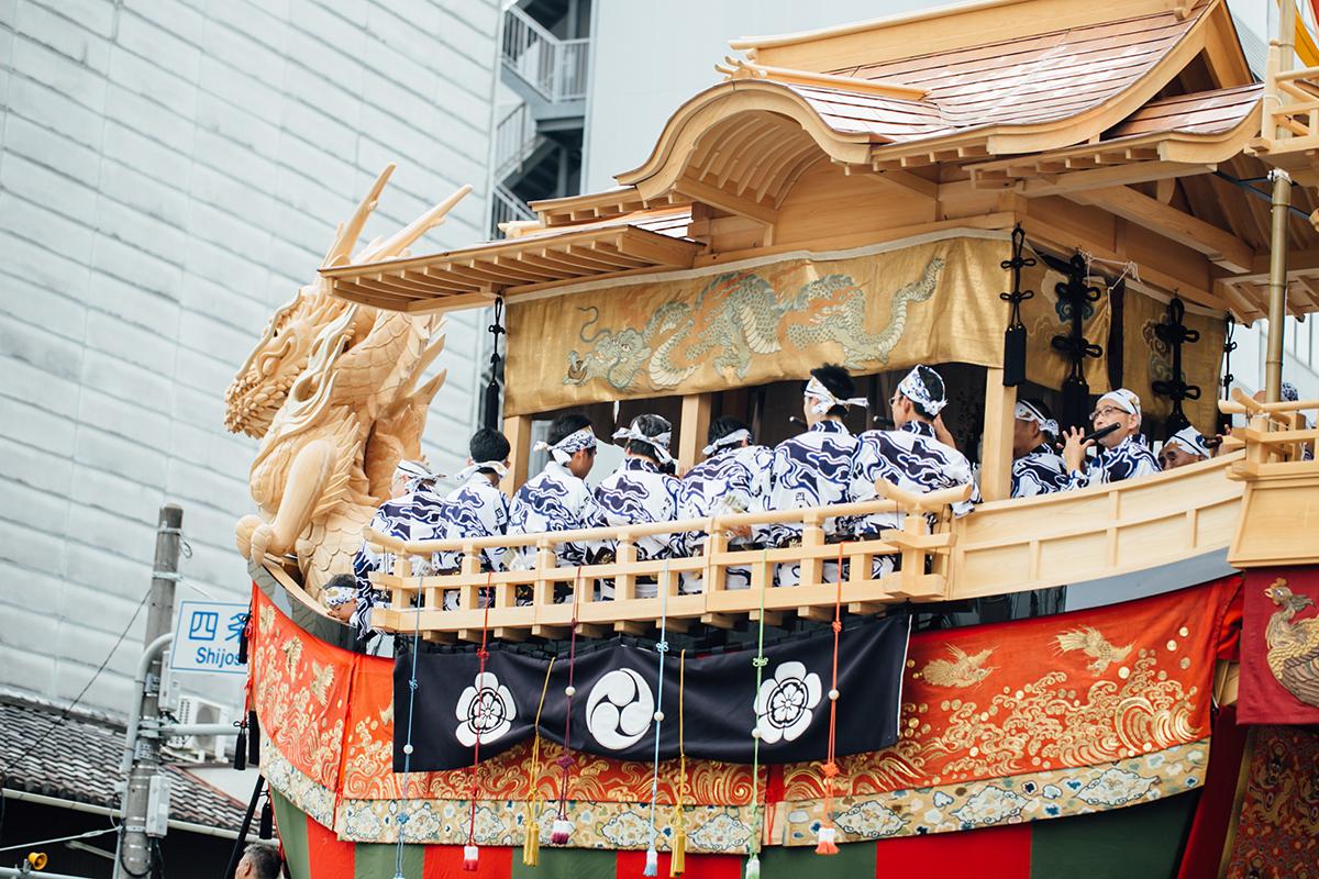 祇園祭 2016 後祭 大船鉾