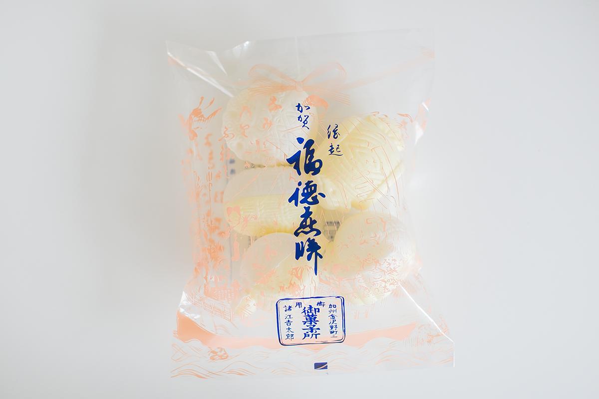 金沢諸江屋 福徳煎餅