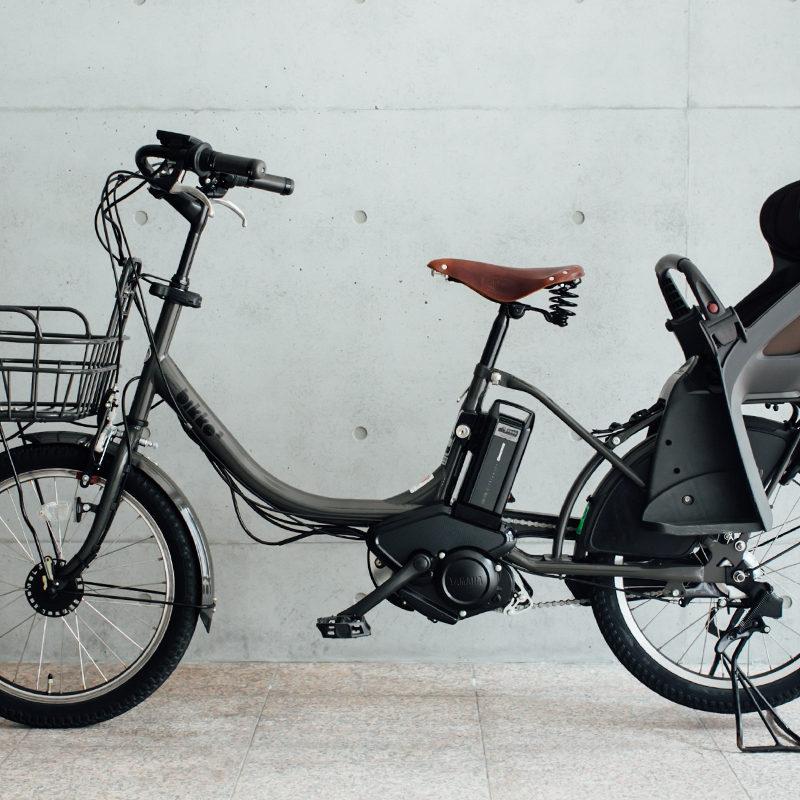 電動自転車 bikke 2e 全体