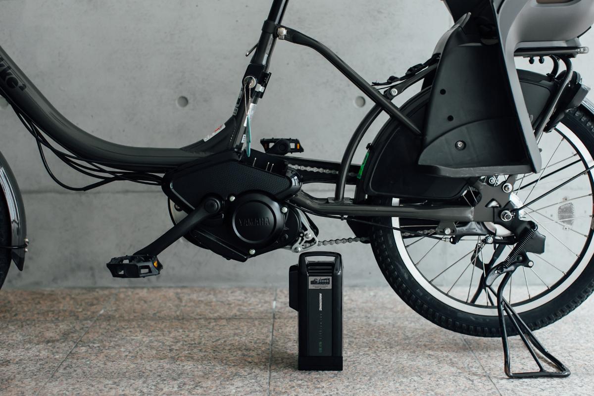 電動自転車 bikke 2e バッテリー