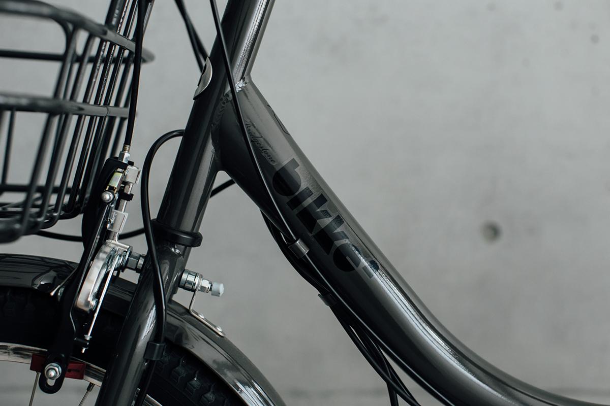 電動自転車 bikke 2e ロゴ