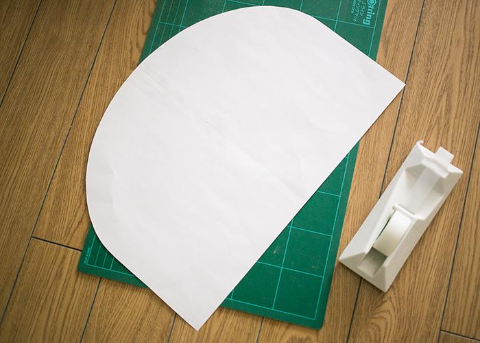 トッポンチーノ型紙