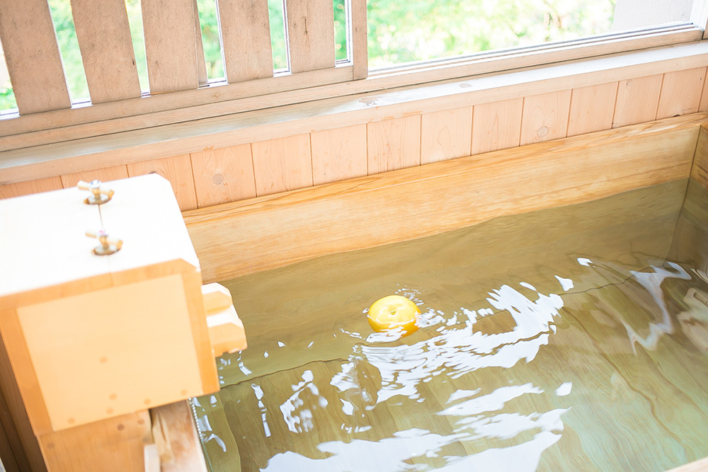 白浜の温泉宿 海舟 内風呂