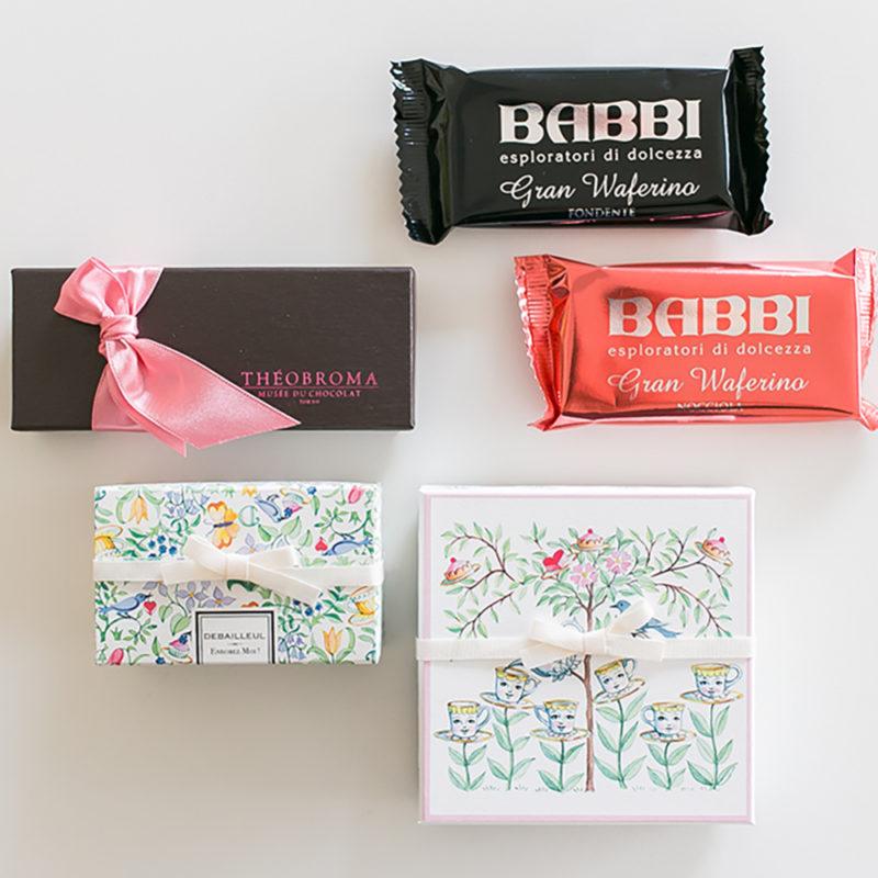 ドゥバイヨル・テオブロマ・バビのチョコレート