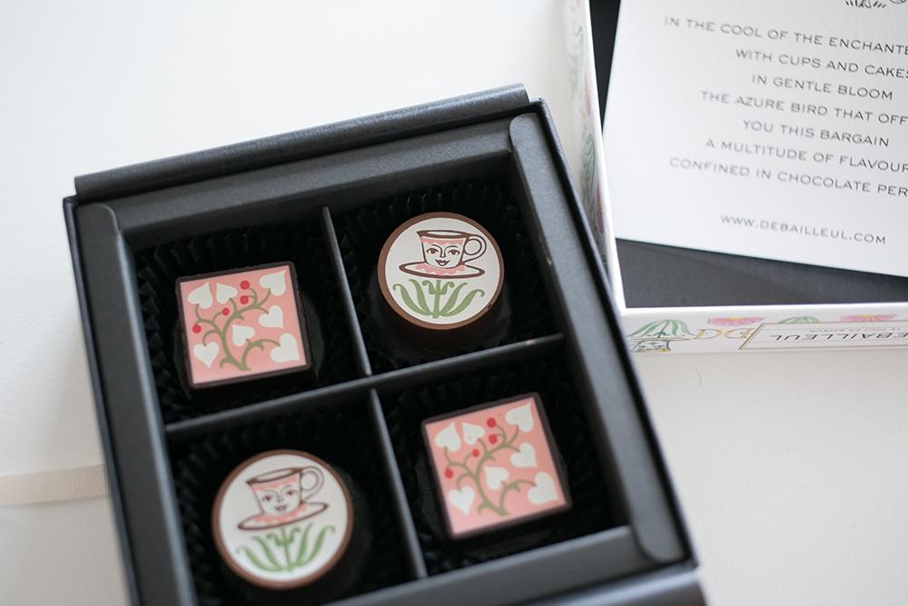 ドゥバイヨルのチョコレート