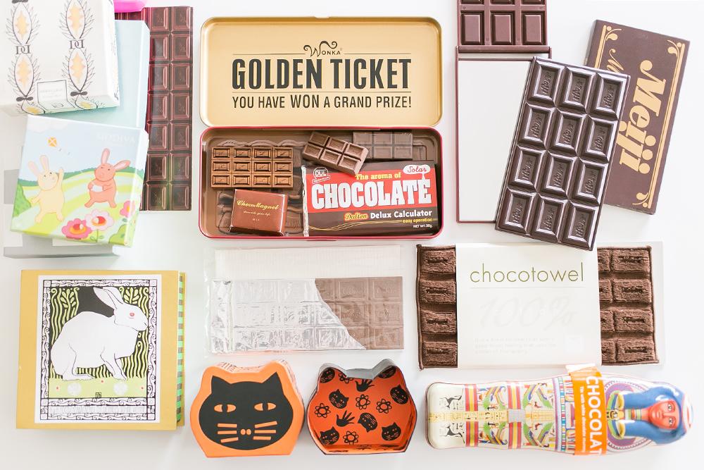 チョココレクション