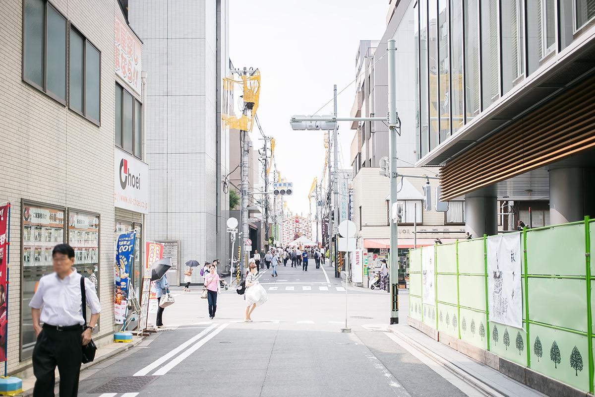 大船鉾 宵山 2014