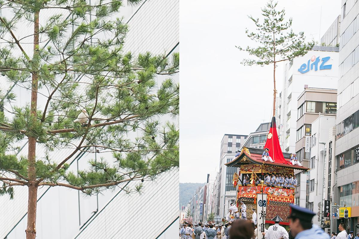 祇園祭 後祭 南観音山 2014
