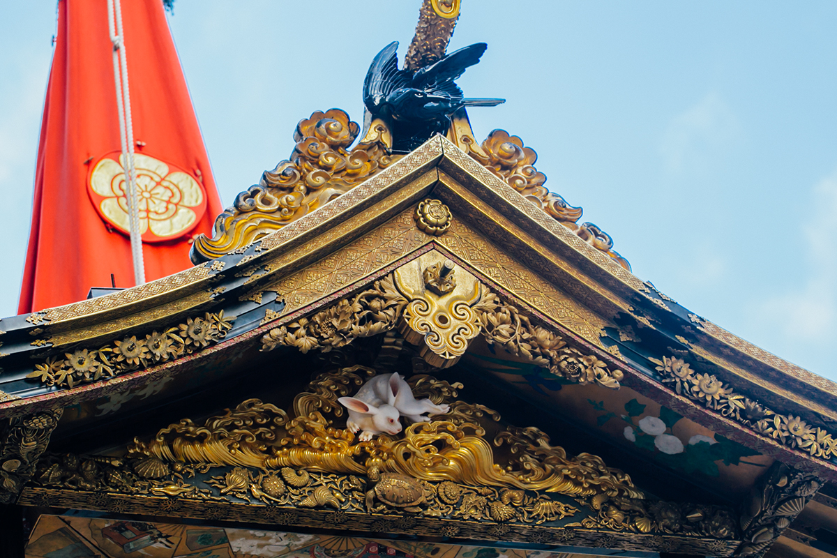 祇園祭 巡行 2016 月鉾