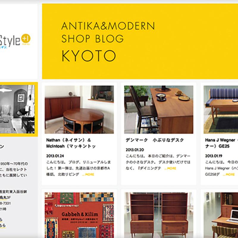 マルチブログのデザイン・構築