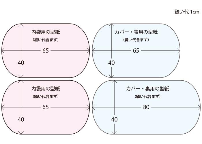 トッポンチーノ型紙ダウンロード