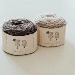 毛糸ブランド「いとみち」ロゴデザイン