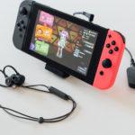 Nintendo SwitchでBluetoothとワイヤレスイヤホンを使う