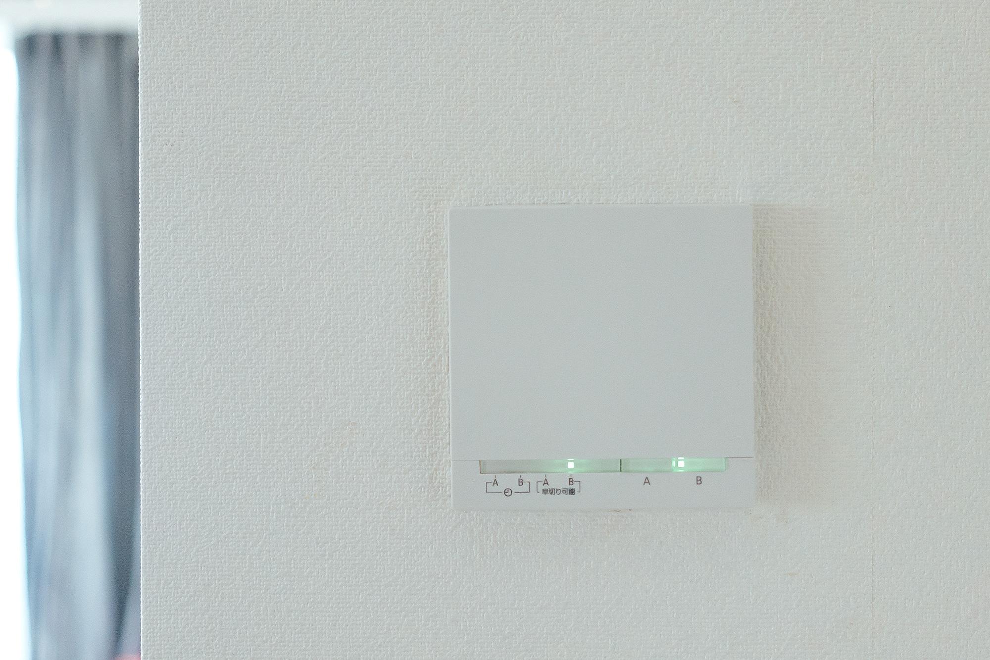 ノーリツ wifi床暖房リモコン