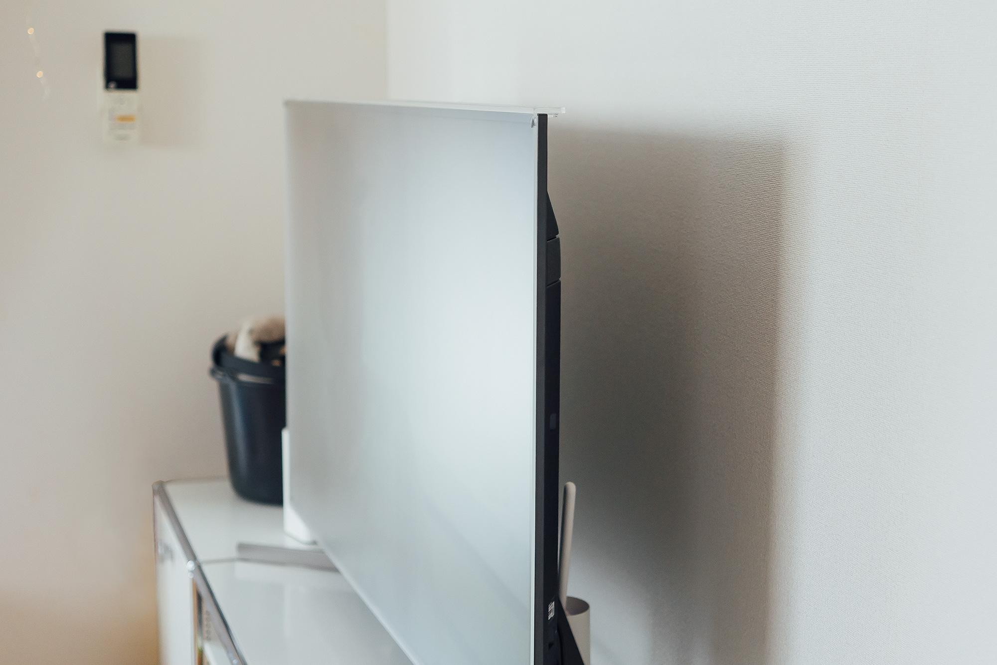 アクリル製液晶保護カバー