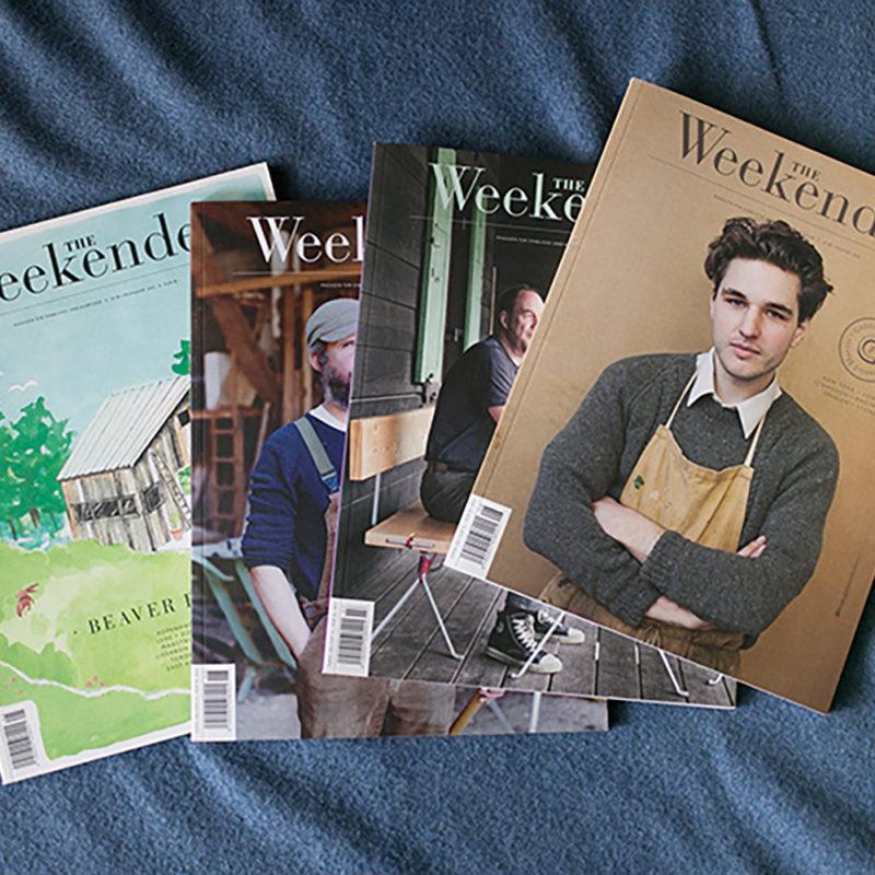 The Weekender 雑誌
