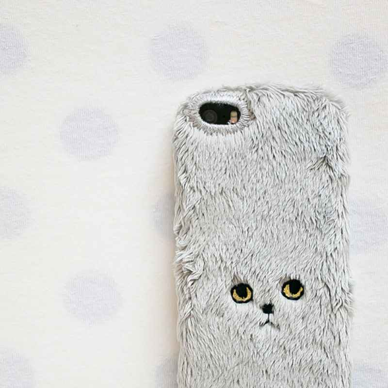 keora keora iPhone5ねこカバー