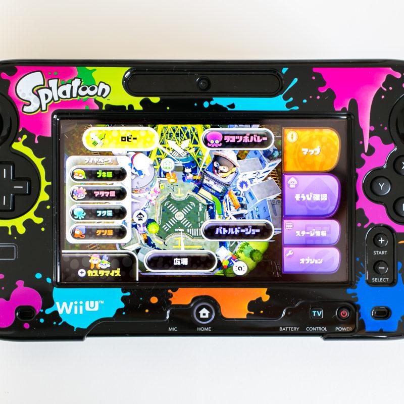 Splatoon ゲームパッドプロテクター